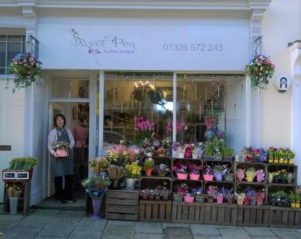 Sweet Pea Floral Studio