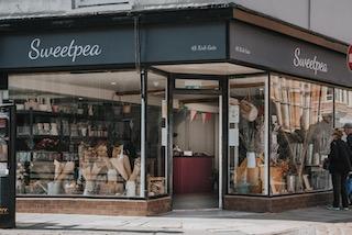 Sweetpea Flowers by Design