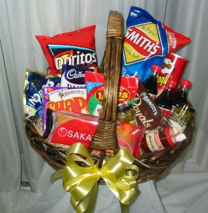 Sweets And Savoury Basket