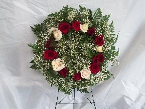 Sympathy Small Wreath