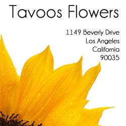 Tavoos Flowers