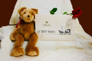 Teddy And Chocolates
