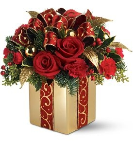 Teleflora Holiday Gift Bouquet