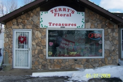 Terry's Floral Treasures