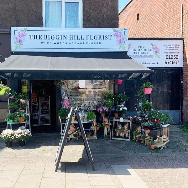 The Biggin Hill Florist