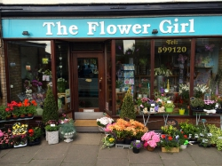 The Flower Girl Florist