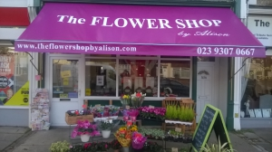 The Flower Shop By Alison