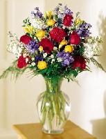 The FTD Fresh Flowers Arrangement