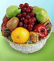 The FTD Fruit And Chocolate Basket