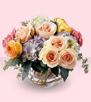 The FTD Pastel Palette Bouquet