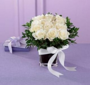 The Ftd Pure Romance Bouquet