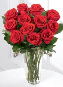 The Ftd Red Rose Bouquet