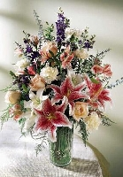 The FTD Star Gazer Bouquet