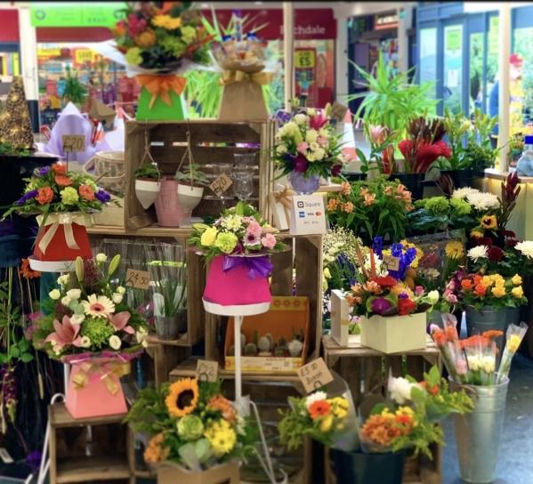 The Hudson Flower Company