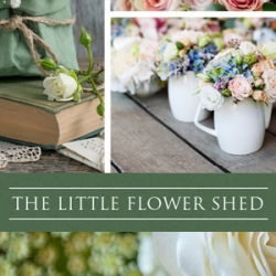 The Little Flower Shed