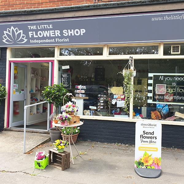 The Little Flower Shop Tidworth
