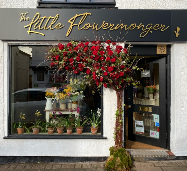 The Little Flowermonger