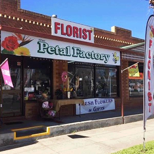 The Petal Factory Florist