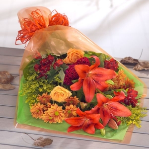 Tradional Autumn Bouquet