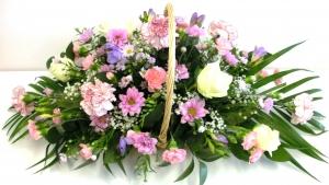 Traditional Flower Basket
