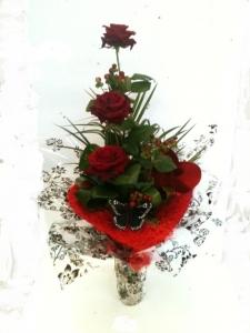 Trio Of Roses