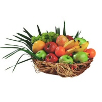 Tropical Fruits Basket
