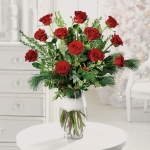 Twelve Red Roses Of Love