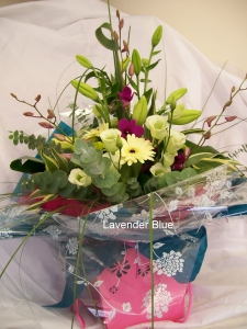 Vibrant Handtied Bouquet