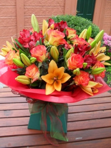 Vibrant Handtied In A Box