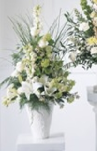Weeping Lilies Arrangement