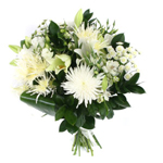 White Seasonal Bouquet