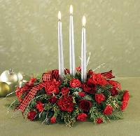Xmas Table Center