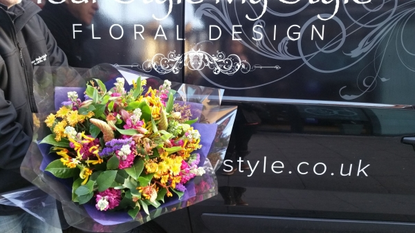 Your Style My Style Floral Design