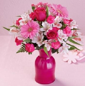 Youre Hot Pink Bouquet